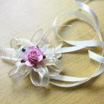 Wedding Hand Wrist Corsage ..